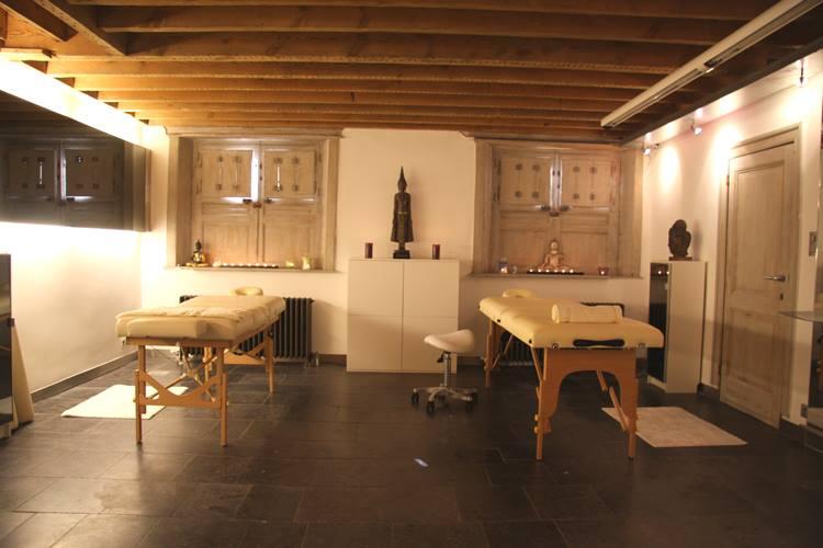 Masumi Oostende: Geniet met uw partner samen van jacuzzi en sauna voor uw massage. Omdat u het verdient….